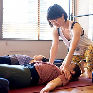 55歳からの体力維持のためのヨガ
